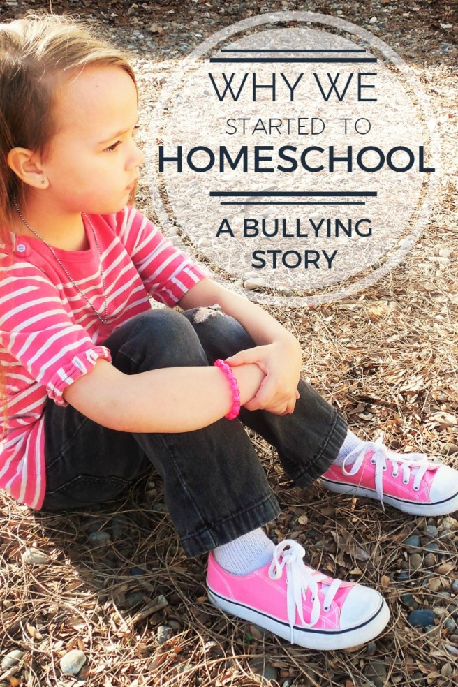 The story of why we started homeschooling our children